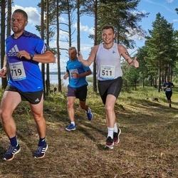 47. jooks ümber Ülemiste järve - Kristjan Lemmsalu (511), Rein Väin (719)