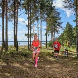 47. jooks ümber Ülemiste järve - Aivar Kivi (173), Evelin Umalas (297)