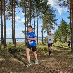 47. jooks ümber Ülemiste järve - Mari Eltermann (404)