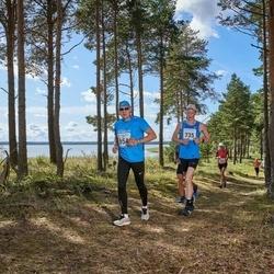 47. jooks ümber Ülemiste järve - Ove Sesmin (654), Vootele Vesterblom (735)