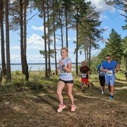 47. jooks ümber Ülemiste järve - Aare Leisson (304), Triin Lumiste (528)