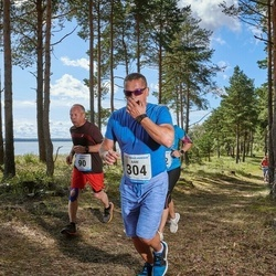 47. jooks ümber Ülemiste järve - Marko Pill (90), Aare Leisson (304)