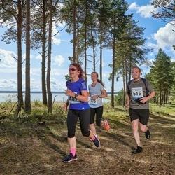 47. jooks ümber Ülemiste järve - Aet Kull (489), Rait Põldsepp (615)