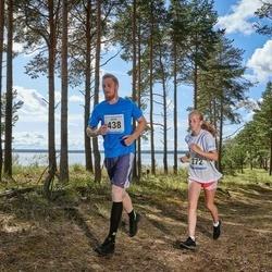 47. jooks ümber Ülemiste järve - Harriet Habicht (272), Artur Jesse (438)