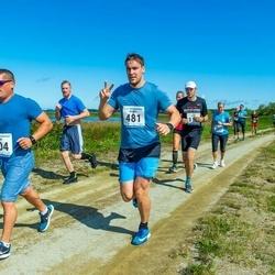 47. jooks ümber Ülemiste järve - Aare Leisson (304), Kaarel Kraus (481)