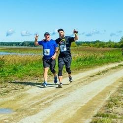 47. jooks ümber Ülemiste järve - Aleksei Ronkel (73), Andrus Endrekson (406)