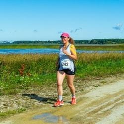 47. jooks ümber Ülemiste järve - Jelena Mets (342)