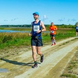 47. jooks ümber Ülemiste järve - Kristo Veske (197)