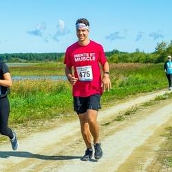 47. jooks ümber Ülemiste järve - Sander Konso (475), Anastasia Niitmets (567)