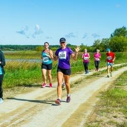 47. jooks ümber Ülemiste järve - Merle Peters (208)