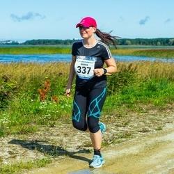 47. jooks ümber Ülemiste järve - Marina Rudõk (337)