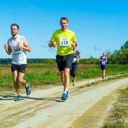 47. jooks ümber Ülemiste järve - Kristjan Kuresson (118), Christophe Level (344)