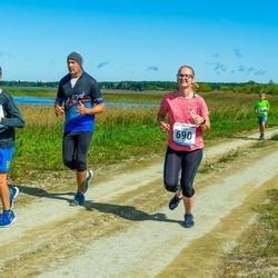 47. jooks ümber Ülemiste järve - Liina Urb (690), Kregor Veber (771)