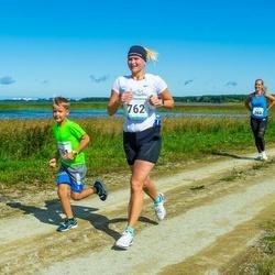 47. jooks ümber Ülemiste järve - Ranel Jallai (761), Viktoria Jallai (762)