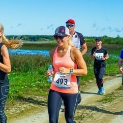 47. jooks ümber Ülemiste järve - Oksana Kuuse (493), Triin Lindma (522)