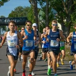 Jüri Jaansoni Kahe Silla jooks - Raido Mitt (3), Karel Hussar (9), Leonid Latsepov (10), Mark Abner (12)
