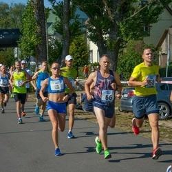Jüri Jaansoni Kahe Silla jooks - Lily Luik (19), Alari Lumberg (33), Robert Unga (58), Kaido Saar (66)