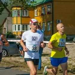 Jüri Jaansoni Kahe Silla jooks - Ago Veilberg (28), Priit Oidram (38), Kaupo Uuetoa (1650)