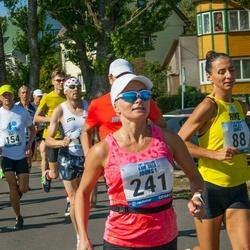 Jüri Jaansoni Kahe Silla jooks - Kristiina Nurk (88), Ingrid Riipus (241)