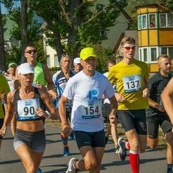 Jüri Jaansoni Kahe Silla jooks - Mirjam Vint (90), Kristjan Lusikas (137), Raivo Raudsepp (154)