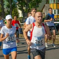 Jüri Jaansoni Kahe Silla jooks - Taimar Ala (217), Maret Volens (257), Janek Allikas (265)