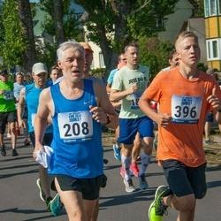 Jüri Jaansoni Kahe Silla jooks - Madis Kokla (208), Raimond Elblaus (234), Remi Tammik (396)