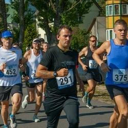 Jüri Jaansoni Kahe Silla jooks - Siim Retsnik (291), Üllar Gustavson (452)