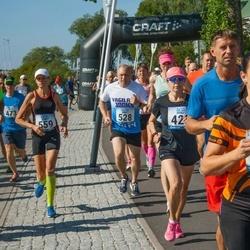 Jüri Jaansoni Kahe Silla jooks - Priit Eenraid (473), Raivo Kohv (528), Kadi Ruut (559)