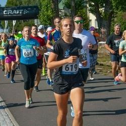 Jüri Jaansoni Kahe Silla jooks - Riina Mardla (601), Laura-Liisa Lilleleht (619), Triin Lumiste (1366)