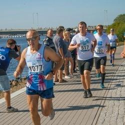 Jüri Jaansoni Kahe Silla jooks - Jaan Jantson (517), Mati Kallas (1077), Martin Ilja (1353)