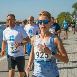 Jüri Jaansoni Kahe Silla jooks - Artur Kask (702), Triin Sellin (925)