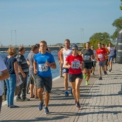 Jüri Jaansoni Kahe Silla jooks - Juhan Paabstel (621), Kristiina Treial (882), Raiko Taave Tammjärv (1543)