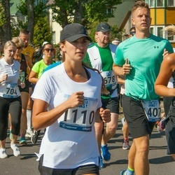 Jüri Jaansoni Kahe Silla jooks - Triinu Talviste (597), Kärt Luht (704), Jane Raudsepp (1110), Robert Jürimaa (1407)