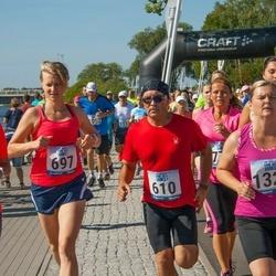 Jüri Jaansoni Kahe Silla jooks - Albert Truuväärt (610), Anna Palusalu (697), Anu Ehrpais (921)