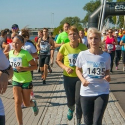 Jüri Jaansoni Kahe Silla jooks - Marleen Tõnismäe (762), Marja Ild (810), Triin Auväärt (1435)