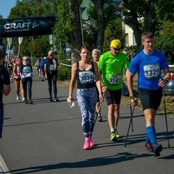 Jüri Jaansoni Kahe Silla jooks - Natalja Petrova (3034), Aivo Kruusimägi (3143), Taivo Kurvits (3229)