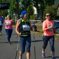 Jüri Jaansoni Kahe Silla jooks - Jane Rebane (3039), Erika Reimann (3235), Saima Kams (3430)