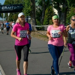 Jüri Jaansoni Kahe Silla jooks - Erika Reimann (3235), Kairi Timusk (3362), Saima Kams (3430)