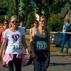 Jüri Jaansoni Kahe Silla jooks - Maiga Siirdma (3133), Kristi Laatsarus (3137)