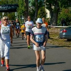 Jüri Jaansoni Kahe Silla jooks - Arvo Asu (1627), Lotte Liis Tüvi (3005), Merle Rallmann (3363), Kairi Andresen (3431)