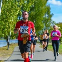 Jüri Jaansoni Kahe Silla jooks - Ago Altjõe (1519)