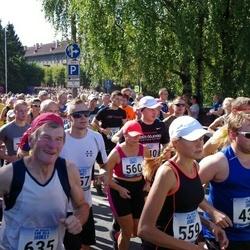 Jüri Jaansoni Kahe Silla jooks - Martin Mäe (433), Kadi Ruut (559), Linda Krimm (560)