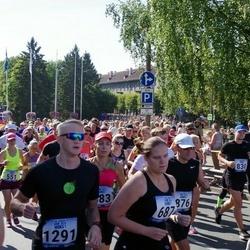 Jüri Jaansoni Kahe Silla jooks - Grete Soosaar (687), Erkki Metsa (876), Styv Solovjov (1291)