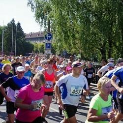 Jüri Jaansoni Kahe Silla jooks - Taavi Kõrvits (457), Lea Sepp (716), Joosep Sedman (937)