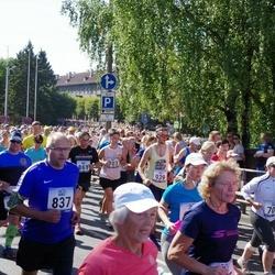 Jüri Jaansoni Kahe Silla jooks - Kadi Kask (703), Vahur Lilleste (837), Arne Õismaa (861), Kevin Anderson (939), Triin Tiitsu (985)