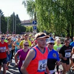 Jüri Jaansoni Kahe Silla jooks - Ermo Pajuväli (643), Kadi Kask (703), Arne Õismaa (861), Elo Rüütel (1037)