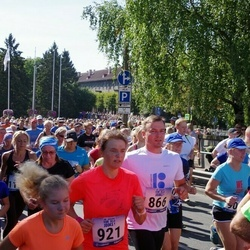 Jüri Jaansoni Kahe Silla jooks - Gert Jürgenson (866), Anu Ehrpais (921)