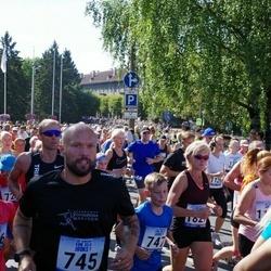 Jüri Jaansoni Kahe Silla jooks - Randel Länts (745), Rasmus Länts (747), Robin Pentma (846)