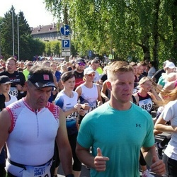 Jüri Jaansoni Kahe Silla jooks - Kadi Kuru (785), Karin Peters (889)