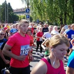 Jüri Jaansoni Kahe Silla jooks - Toomas Laimets (1042), Aili Pintsel (1272)
